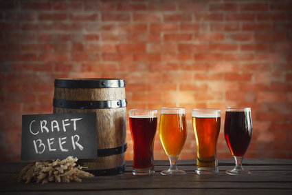 Craft beer vs einheitsbrei for Craft beer vs microbrew